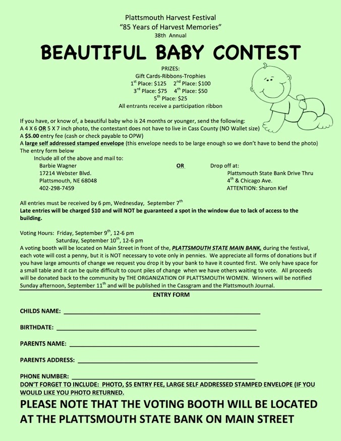 Contests Contest Form It Is Mandatory To Submitsend The Duly Filled